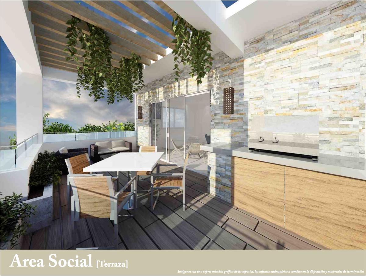 8 de 16: Terraza (Area Social)