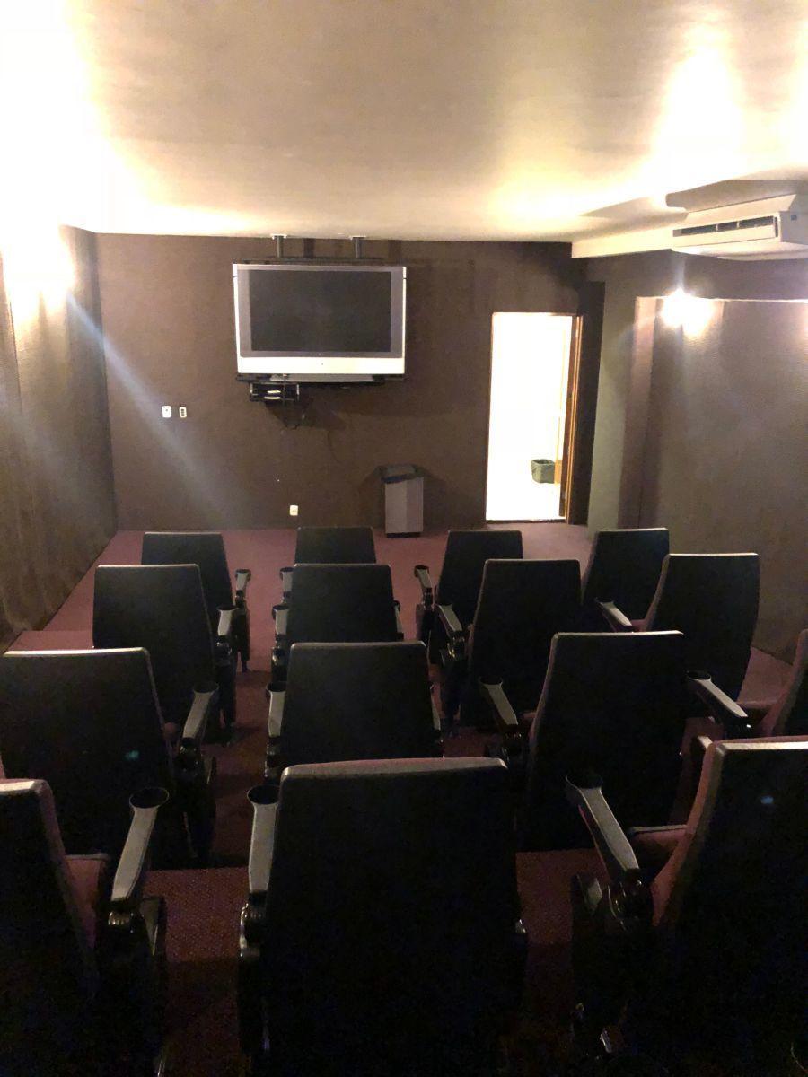 25 de 31: Sala de cine