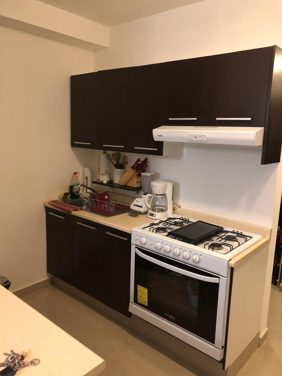 5 de 28: cocina equipada