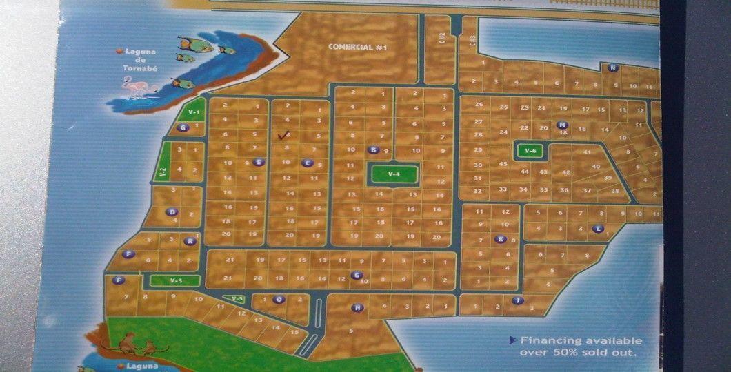 2 de 5: Plano de la Urbanizacion