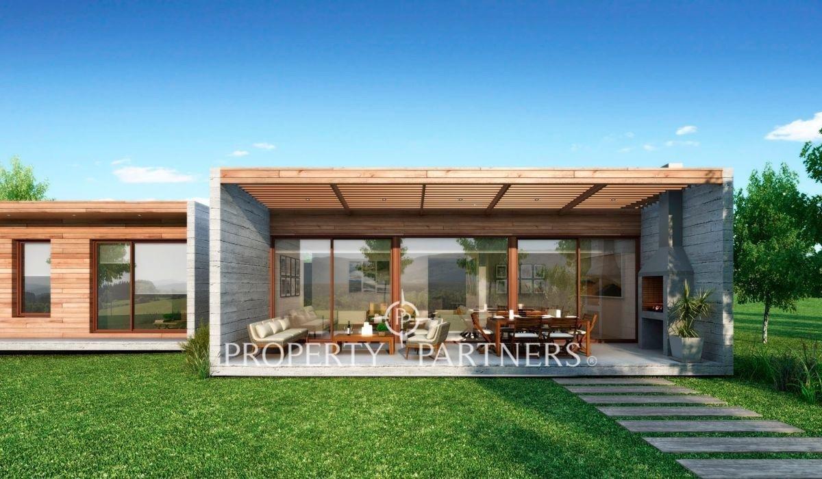 Espectacular proyecto de casas mediterraneas sector pumalal - Casas prefabricadas mediterraneas ...