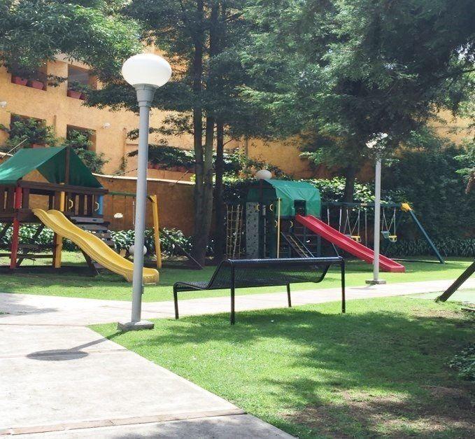 8 de 23: Amenities: Jardín y Area de Juegos Infantiles