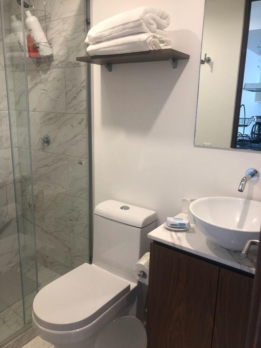 9 de 17: Baño Recámara Secundaria / Visitas