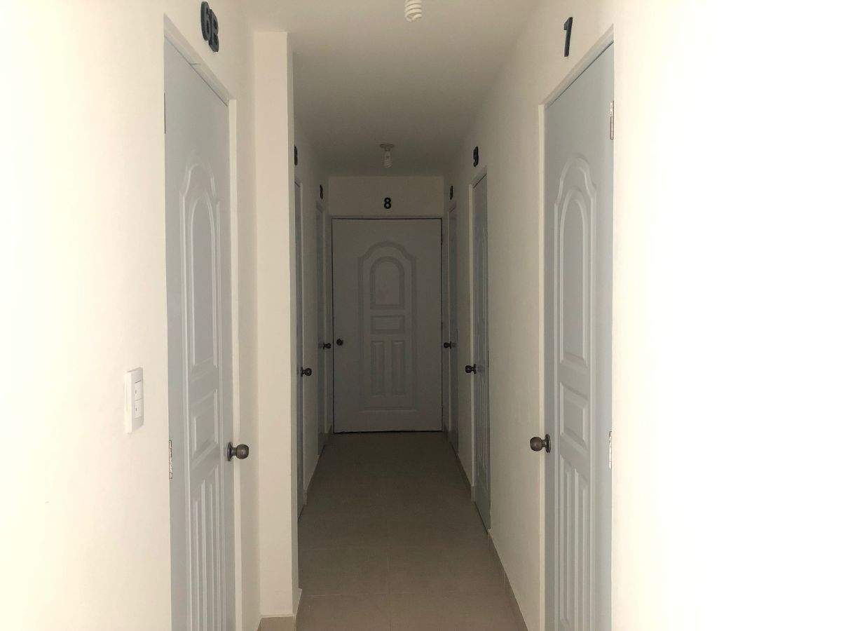 24 de 24: Área de lockers