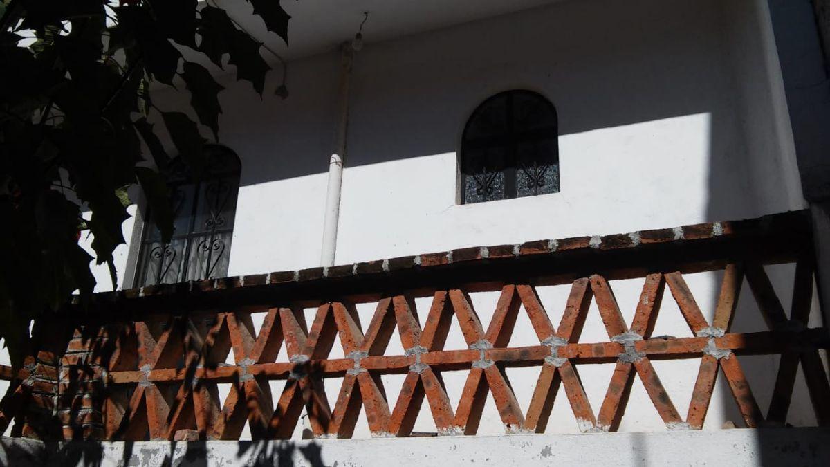11 of 13: terraza trasera segundo piso