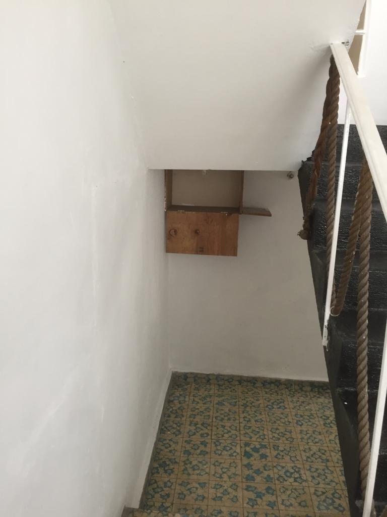 17 de 19: Vista superior de las escaleras