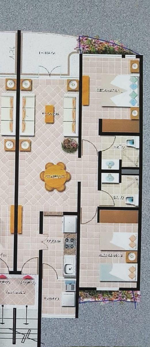 3 of 23: plano del departamento