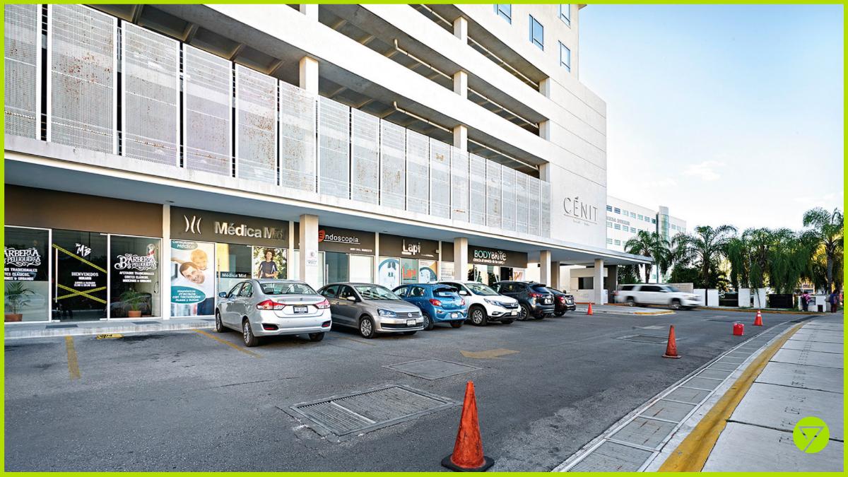 9 de 20: Estacionamiento Locales Comerciales (Giro médico)
