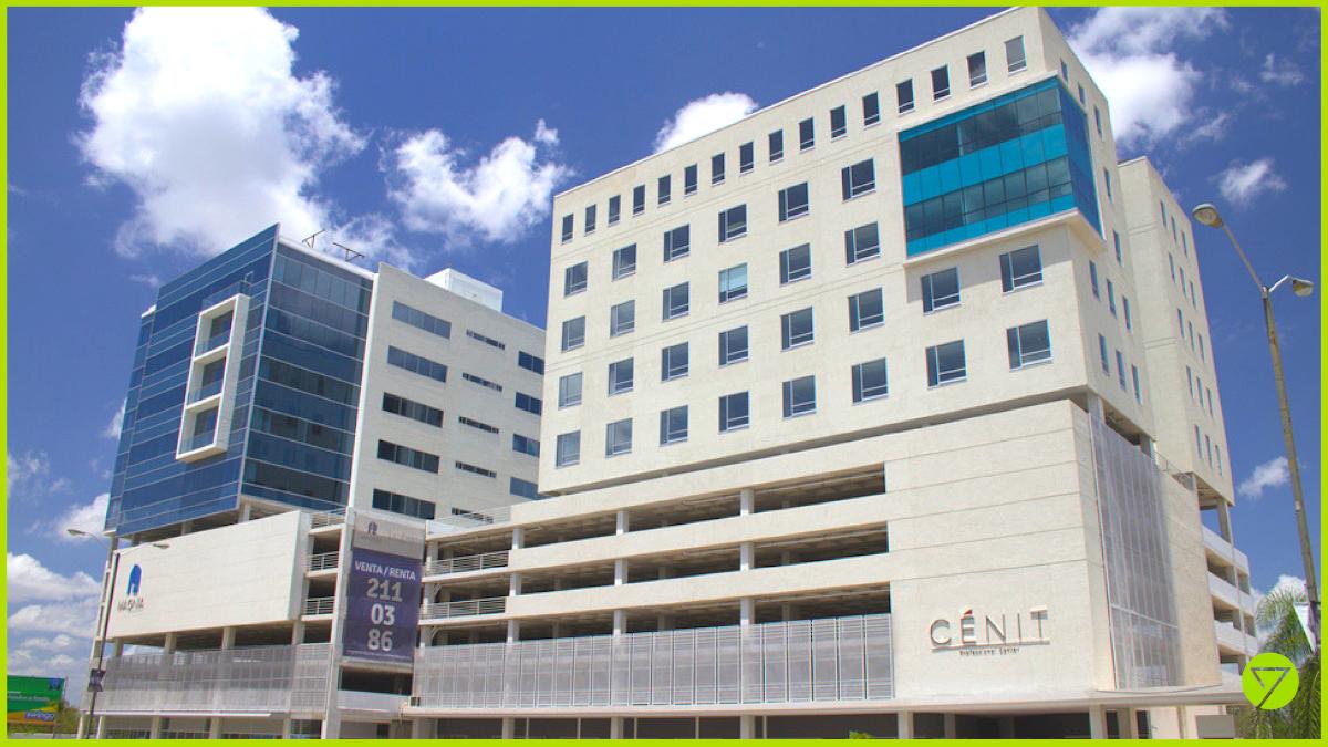 15 de 20: Torre Cénit Medical Center