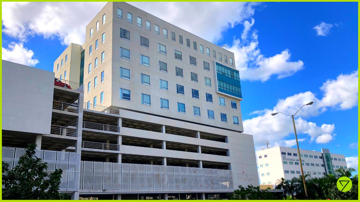 16 de 20: Torre Cénit Medical Center