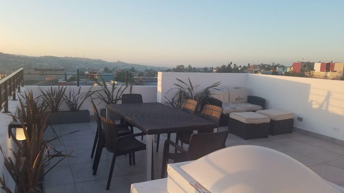 11 de 11: Roof Garden / Terraza Disfruta los aterdeceres