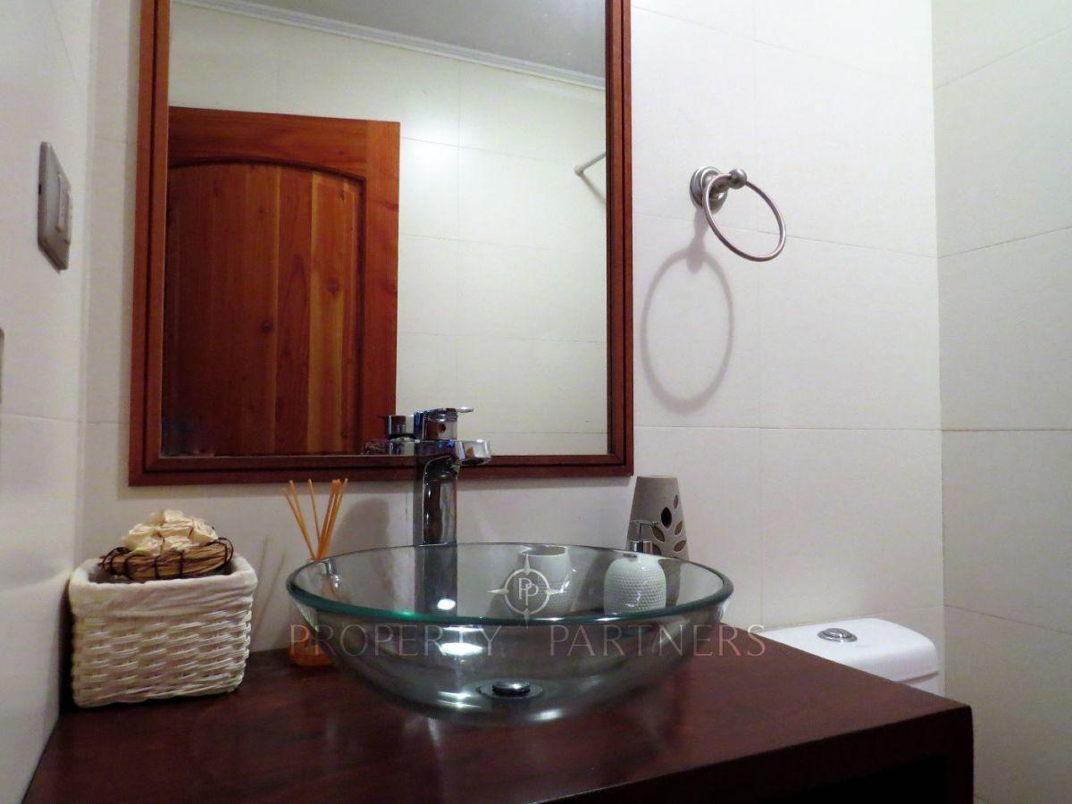 14 de 16: Baño visitas