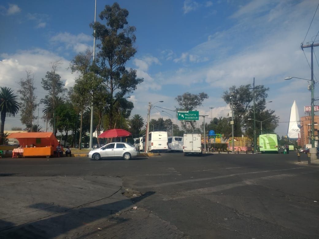 11 de 12: Insurgentes Norte a media cuadra.