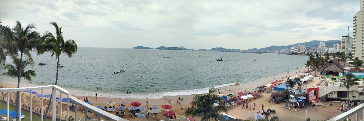 1 de 24: Excepcional vista al mar desde la terraza