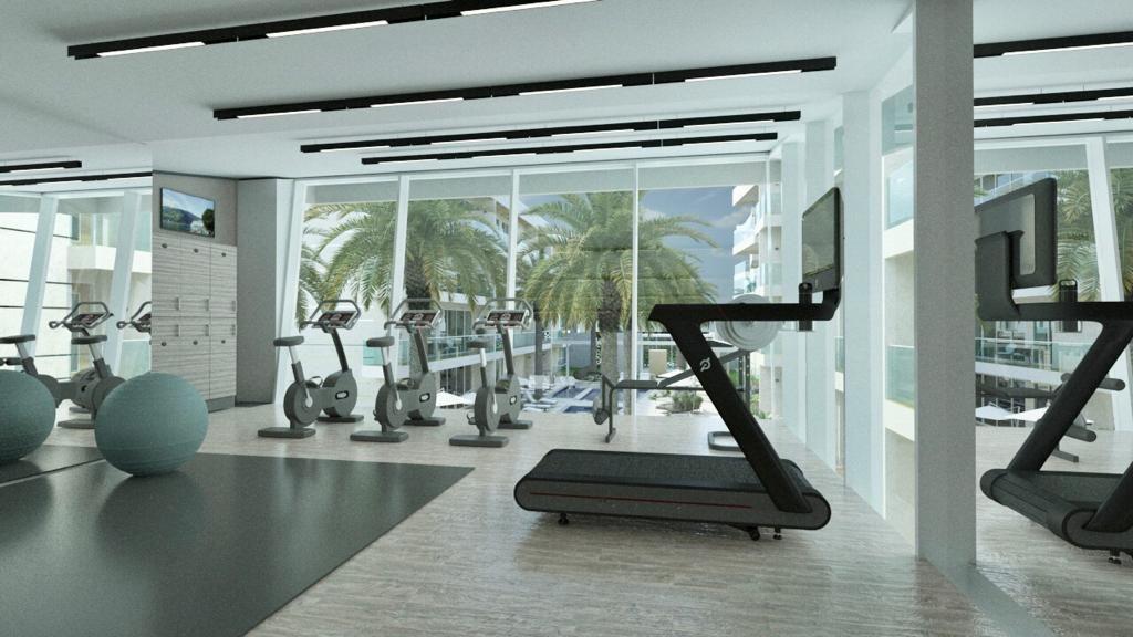 4 de 9: Gym