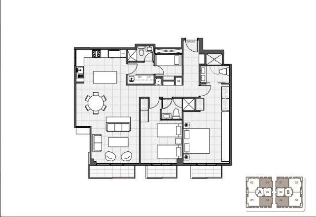 15 de 18: 2 Habitaciones 116 mts.