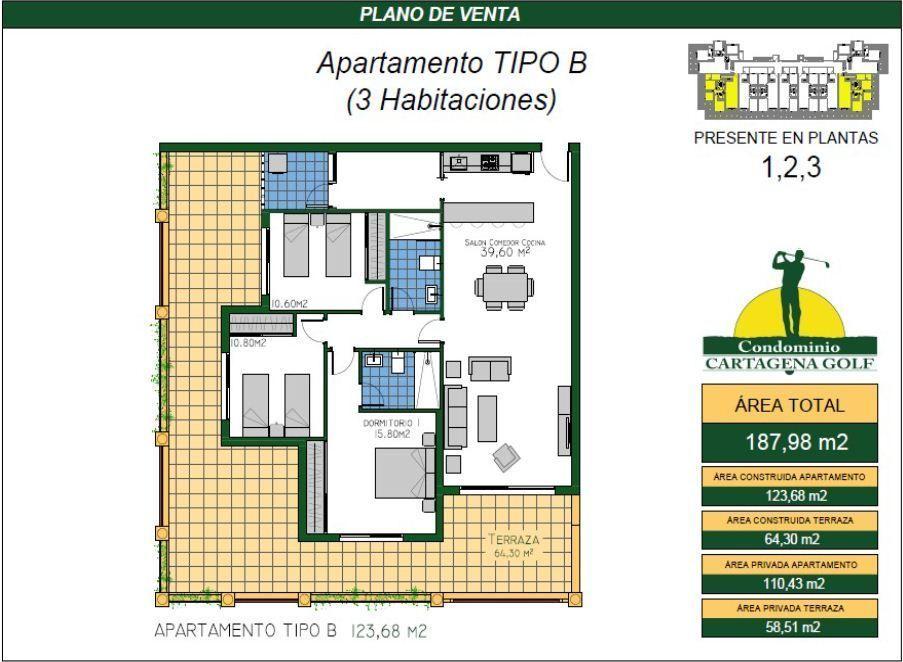 10 de 50: Apartamento tipo B