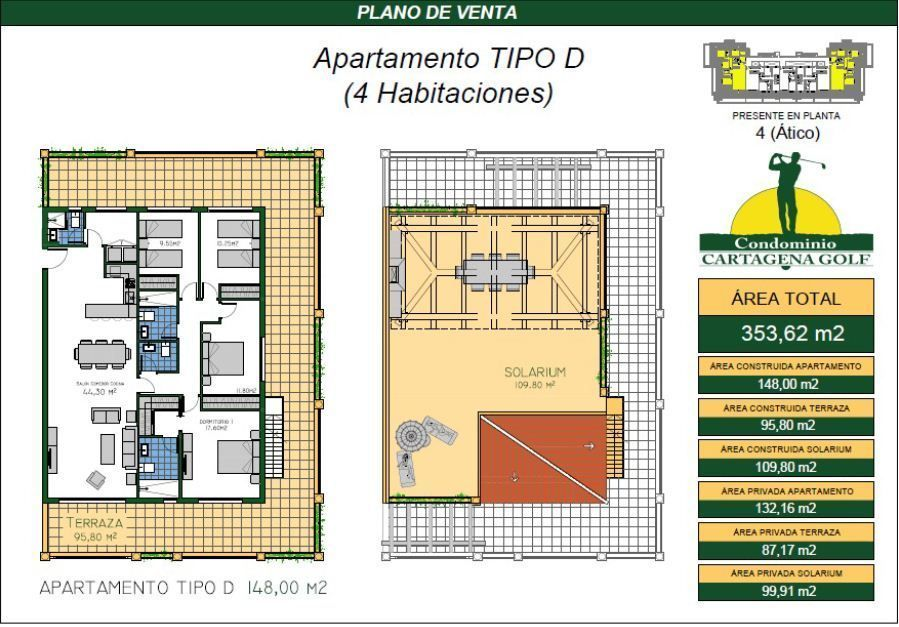 13 de 50: Apartamento tipo D