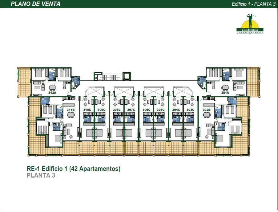 17 de 50: Edificio 1 Planta 3