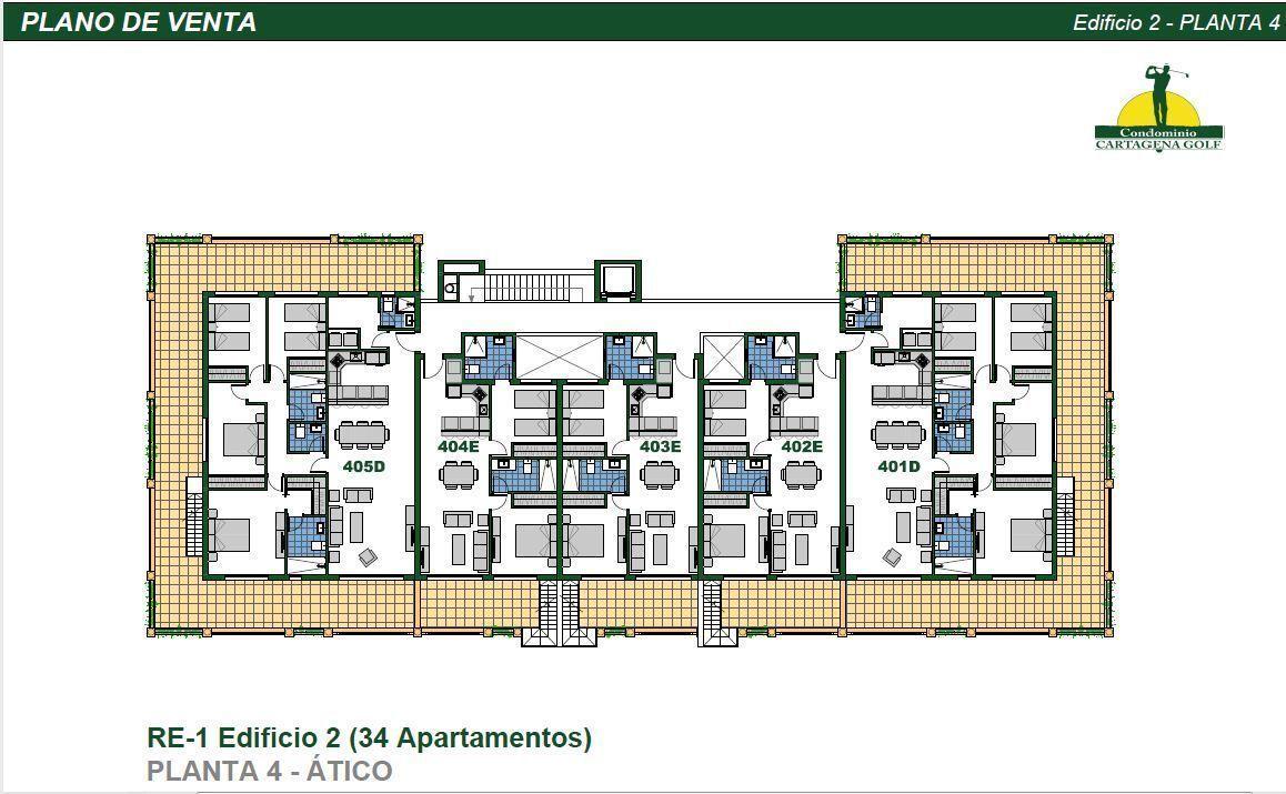 23 de 50: Edificio 2 Planta 4