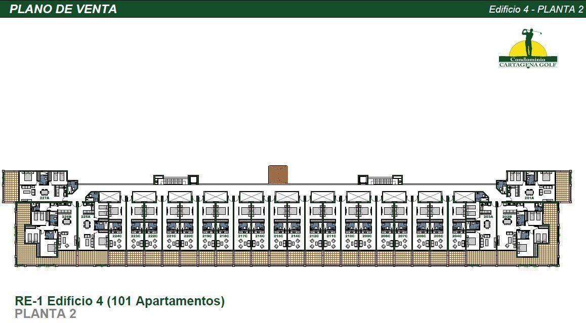 32 de 50: Edificio 4 Planta 2