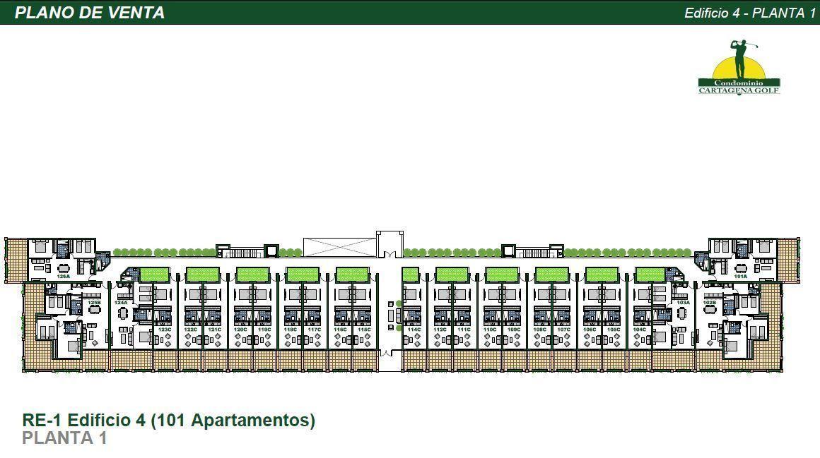 31 de 50: Edificio 4 Planta 1