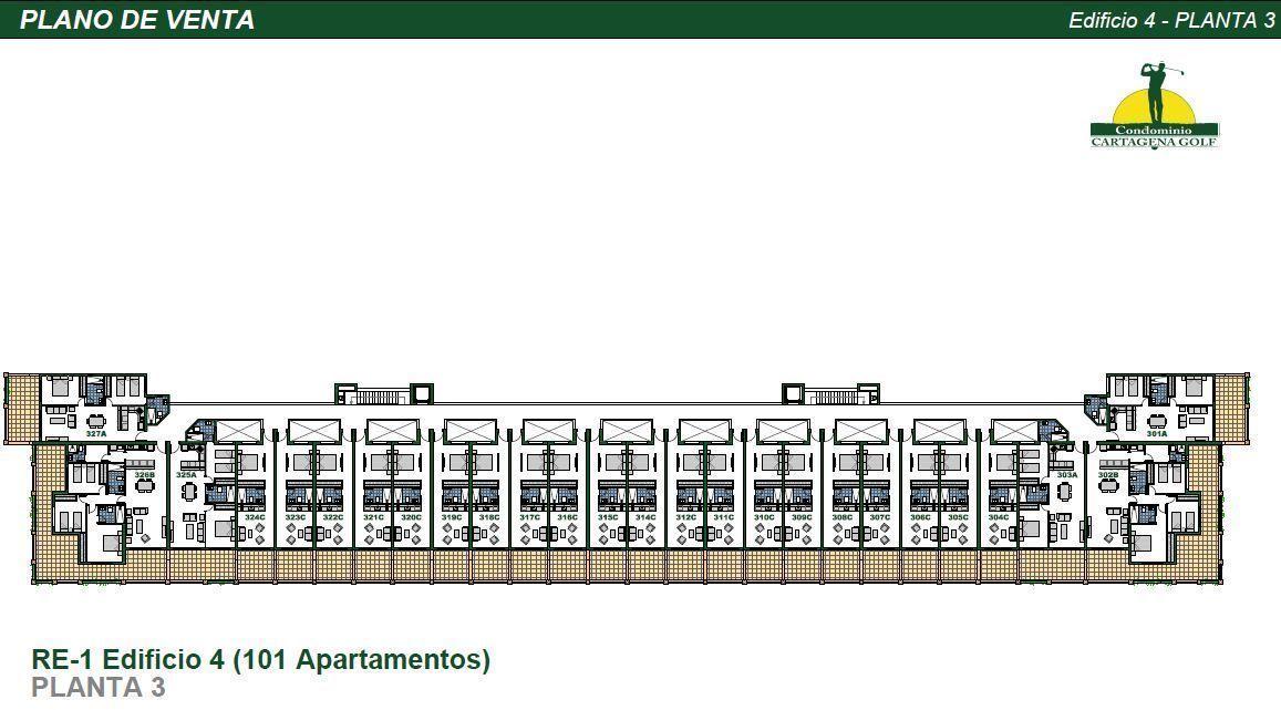 33 de 50: Edificio 4 Planta 3