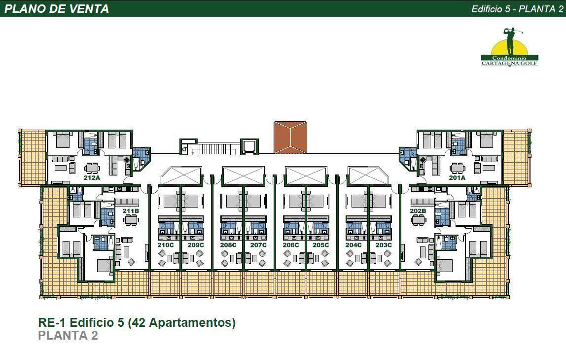 38 de 50: Edificio 5 Planta 2