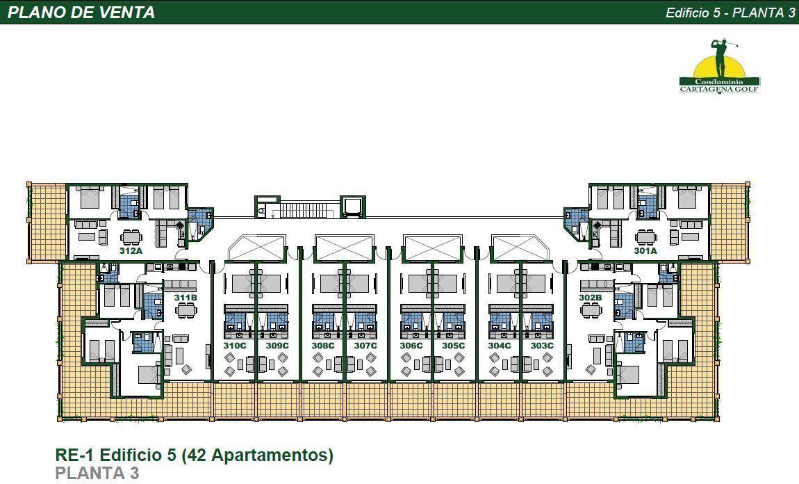 39 de 50: Edificio 5 Planta 3