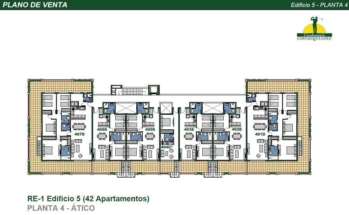 40 de 50: Edificio 5 Planta 4