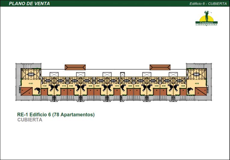 47 de 50: Edificio 6 Planta Solarium