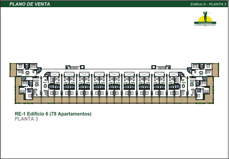 45 de 50: Edificio 6 Planta 3