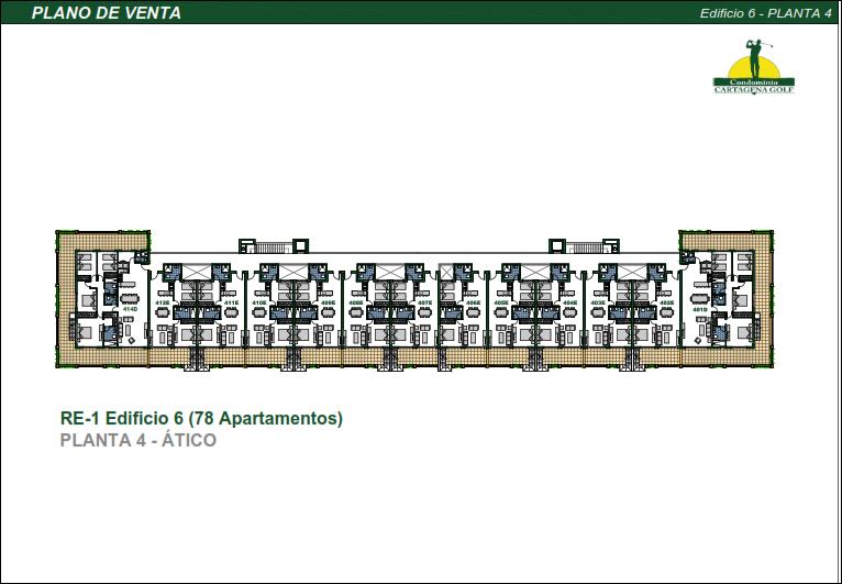 46 de 50: Edificio 6 Planta 4