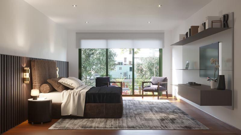4 de 16: Imagen referencial del dormitorios principal