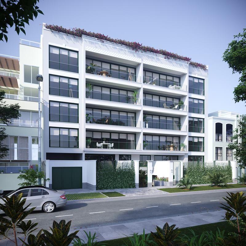 1 de 16: Imagen referencial de la fachada del edificio