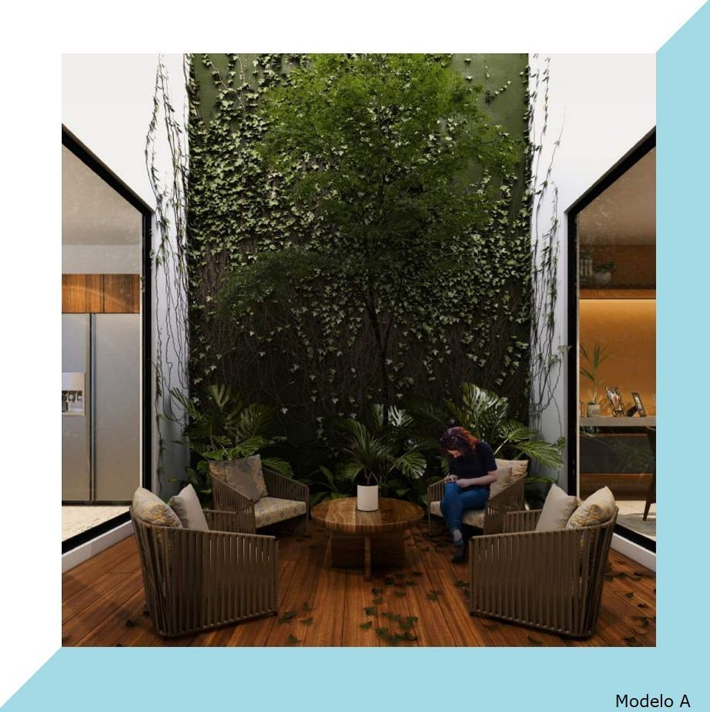 5 de 13: Terraza Interior