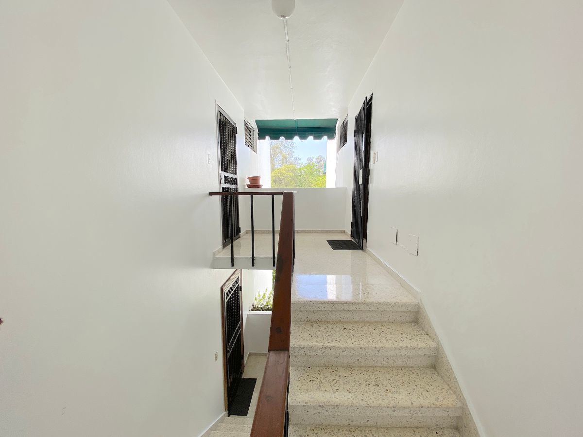 13 de 14: Cómodas escaleras
