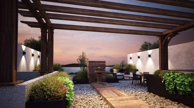7 de 7: Roof Garden (común)