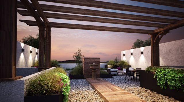 14 de 14: Roof Garden Común (Rénder)