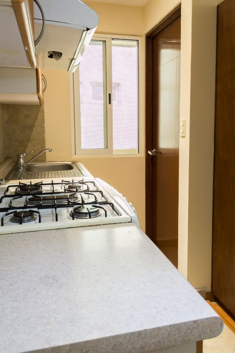 3 de 12: Área de cocina