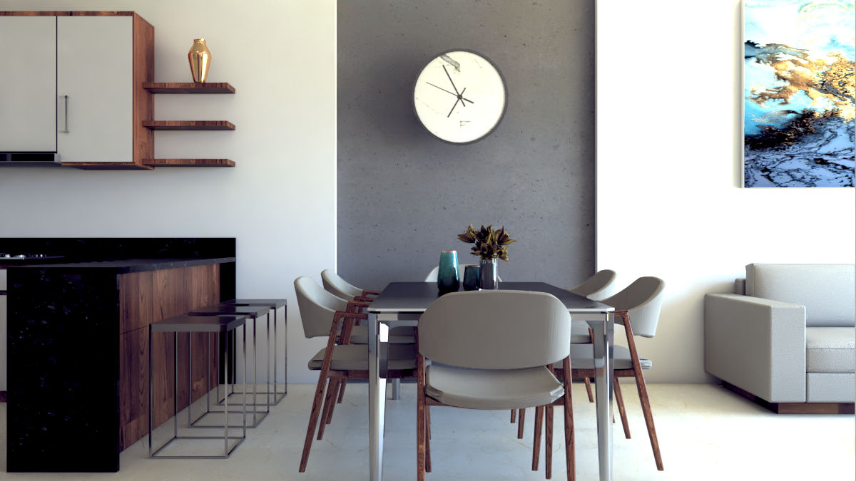 3 of 9: dining room