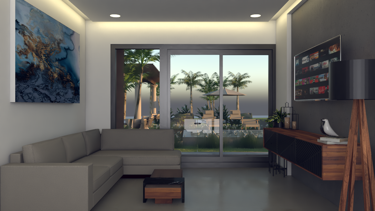 1 of 9: living room