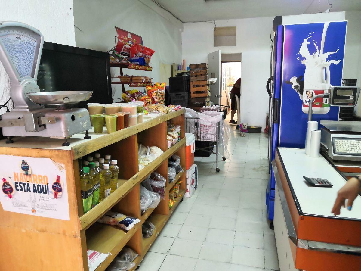 27 de 33: Área comercial PB: abarrotes y frutería