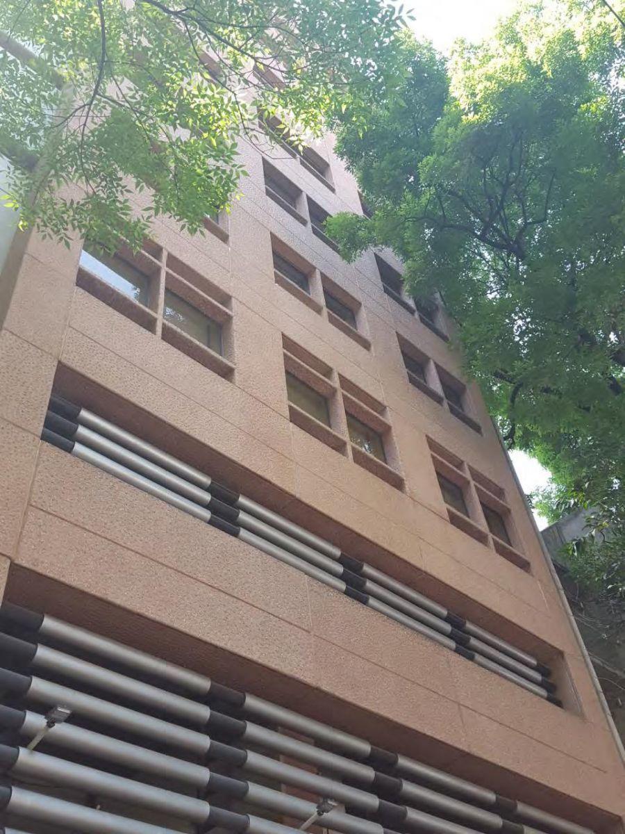 1 de 9: Fachada del edificio
