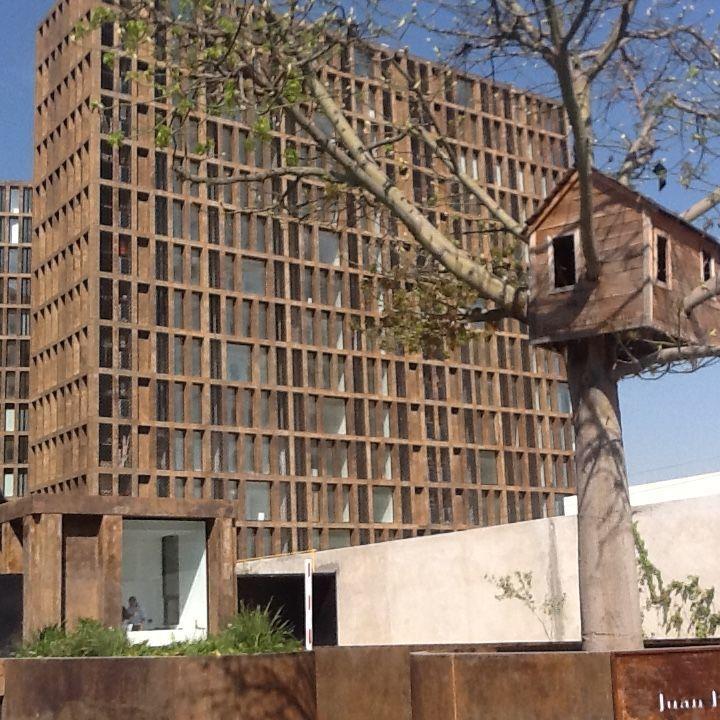 1 de 12: Fachada edificio