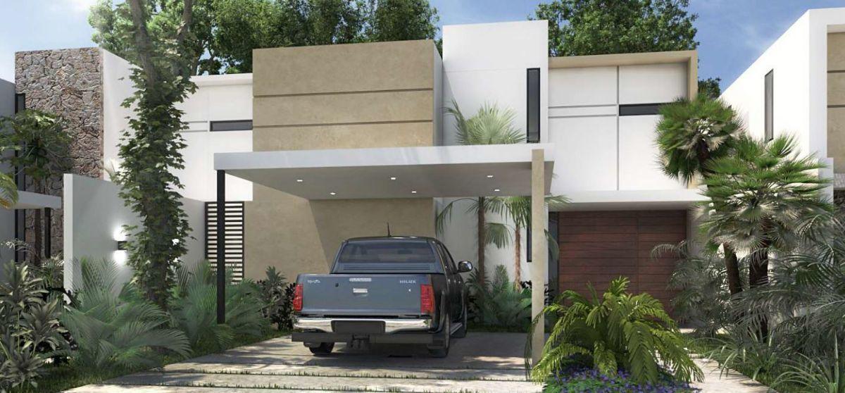2 de 12: El modelo de la fachada depende de la ubicación del lote