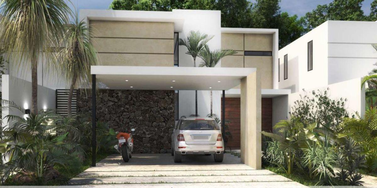 3 de 12: El modelo de la fachada depende de la ubicación del lote