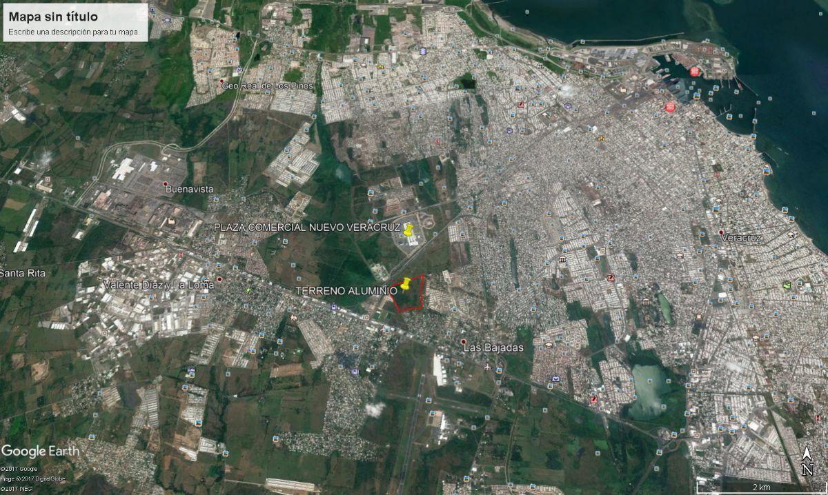2 de 2: Foto satelital