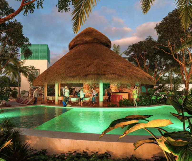 8 de 12: casa en la playa, casa en venta en la playa, playa yucatan