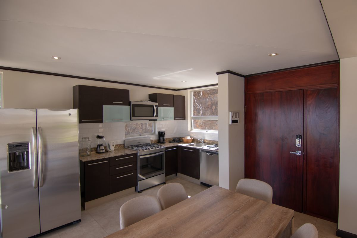 5 of 23: Equipped kitchen